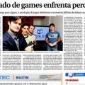 Gameblox no Diário da Manhã – Impostos limitam crescimento do setor de games
